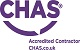 Caterware accreditation chas